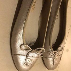 Original Chanel ballet flats